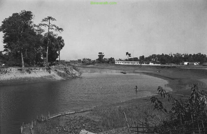 View-of-Biswanath-from-river-1973